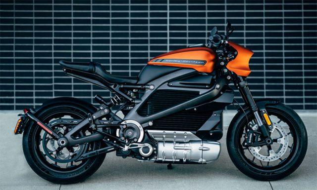 LiveWire, la toute première moto électrique de Harley Davidson