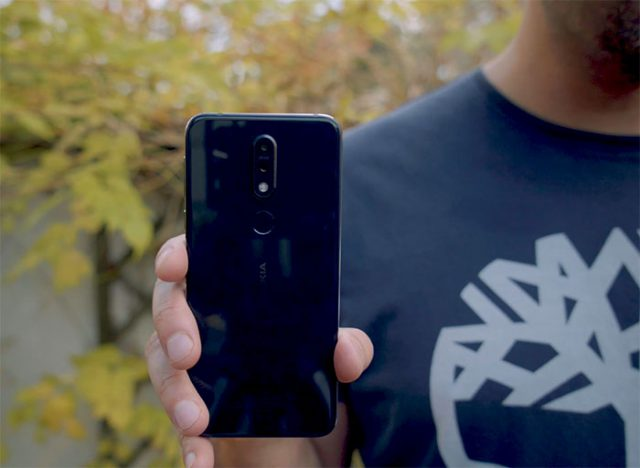 Test du Nokia 7.1 : photo 1