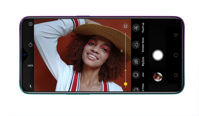 Oppo RX17 Pro : image 4