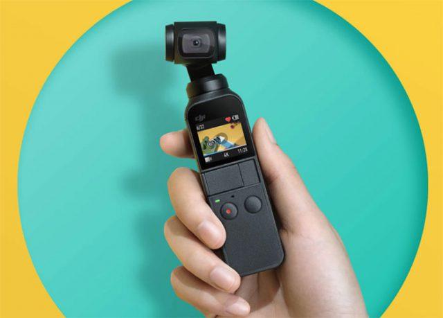 DJI Osmo Pocket : image 1