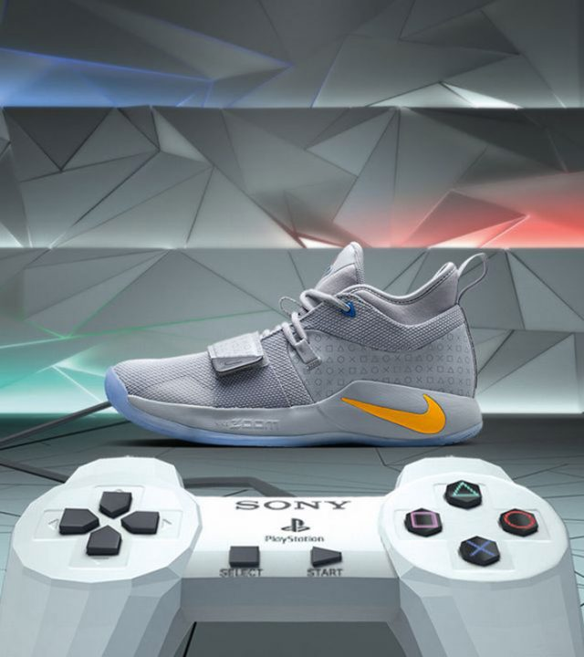 basket nike x playstation