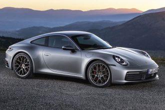 Porsche 911 Type 992 : image 1