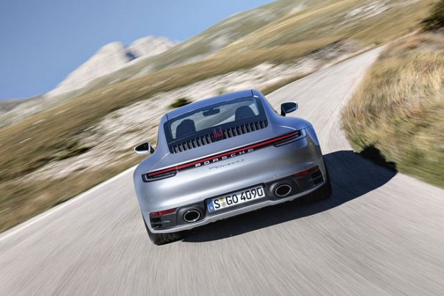 Porsche 911 Type 992 : image 3