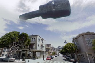 Bug Google Street View
