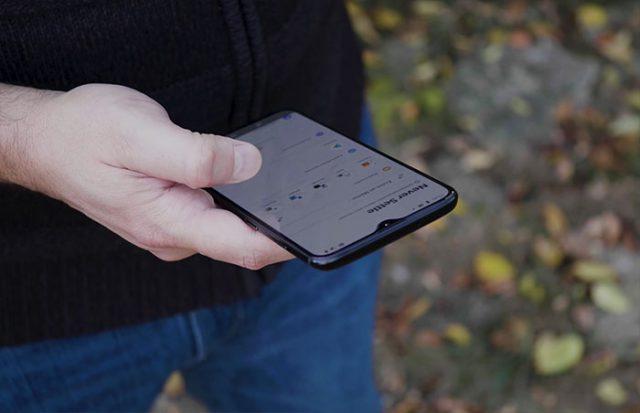 Test du OnePlus 6T : image 11