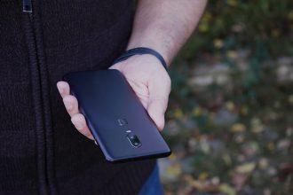 Test du OnePlus 6T : image 2