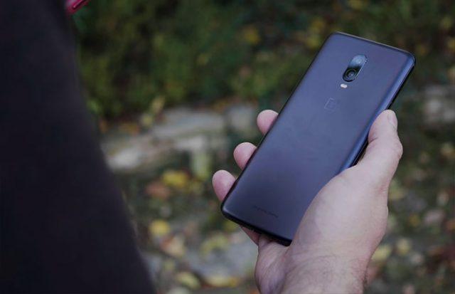 Test du OnePlus 6T : image 3