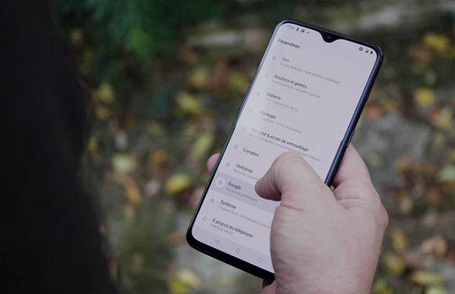 Test du OnePlus 6T : image 9