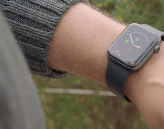 Test de l'Apple Watch Series 4 : image 1