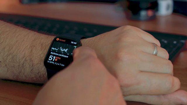 Test de l'Apple Watch Series 4 : image 12
