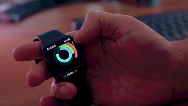 Test de l'Apple Watch Series 4 : image 13