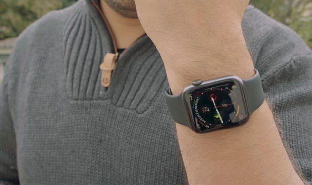 Test de l'Apple Watch Series 4 : image 2