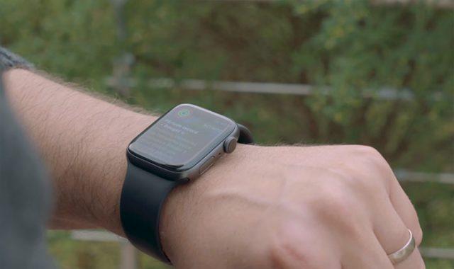 Test de l'Apple Watch Series 4 : image 3