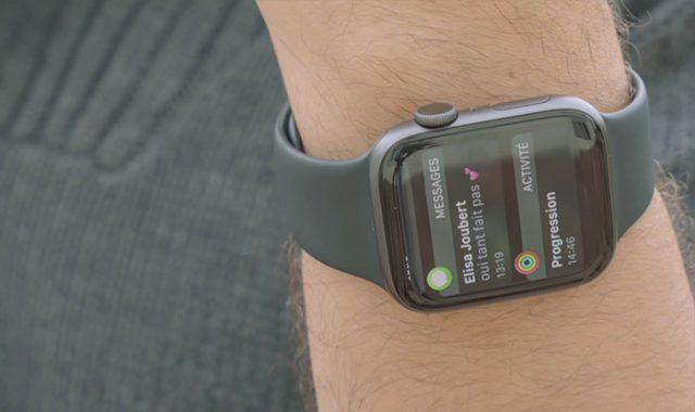Test de l'Apple Watch Series 4 : image 4