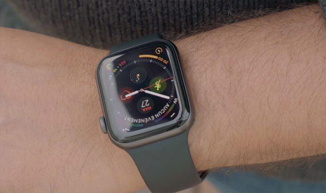 Test de l'Apple Watch Series 4 : image 5