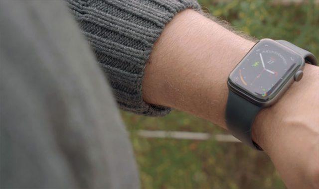 Test de l'Apple Watch Series 4 : image 6