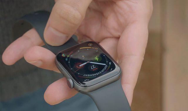 Test de l'Apple Watch Series 4 : image 7