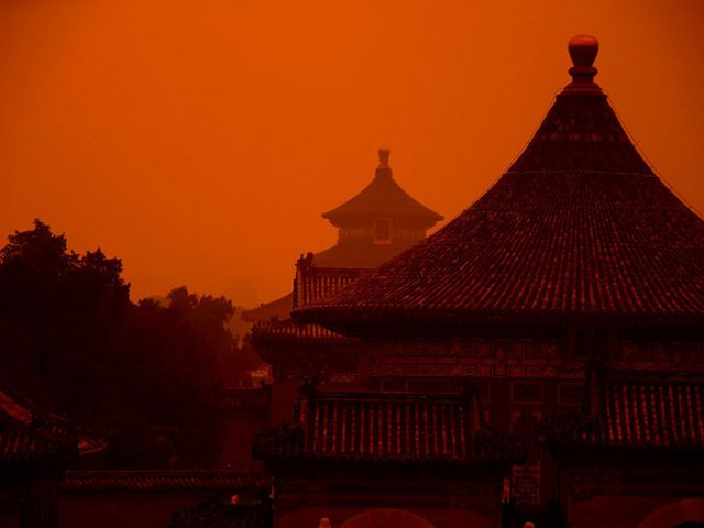 Temple Chine
