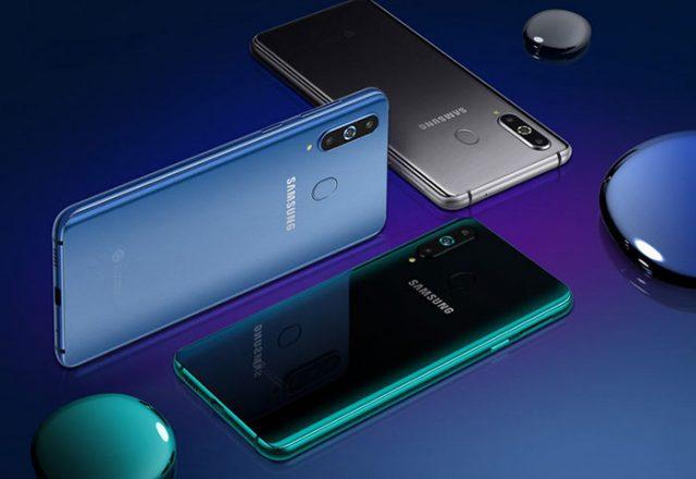Galaxy A8s : image 1