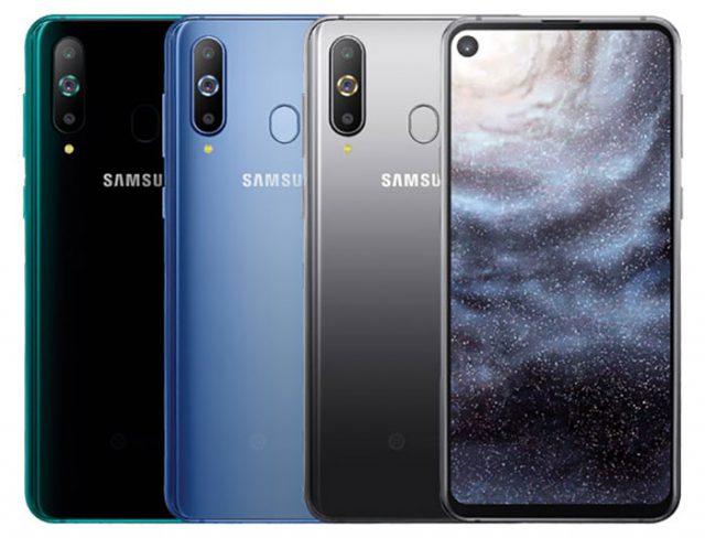 Galaxy A8s : image 2