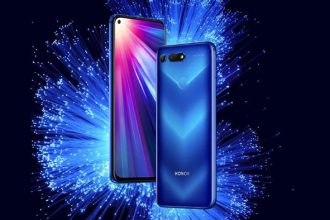 Honor V20 : image 1