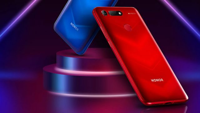 Honor V20 : image 2
