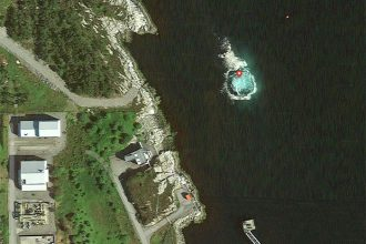 Google Maps Norvège