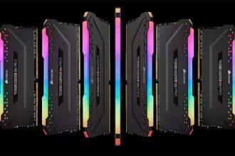 RAM LED
