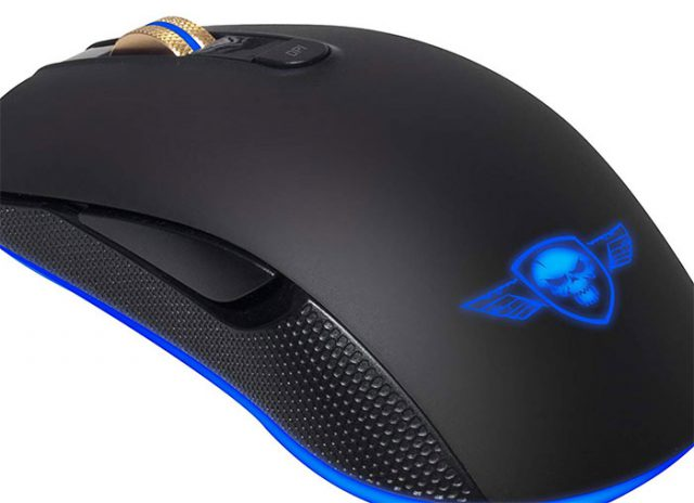 Spirit Of Gamer Gaming Mouse Pro-M6