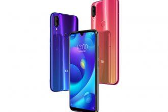 Xiaomi Mi Play : image 1