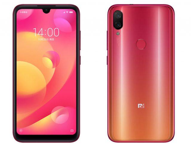 Xiaomi Mi Play : image 2