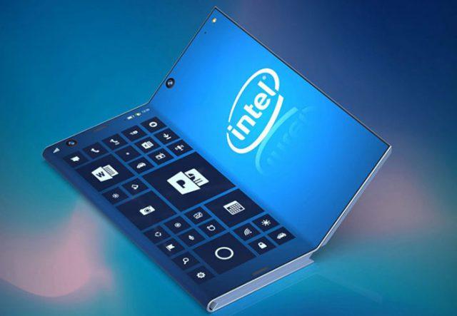 Intel foldable concept 1