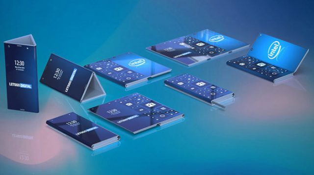 Intel foldable concept 2