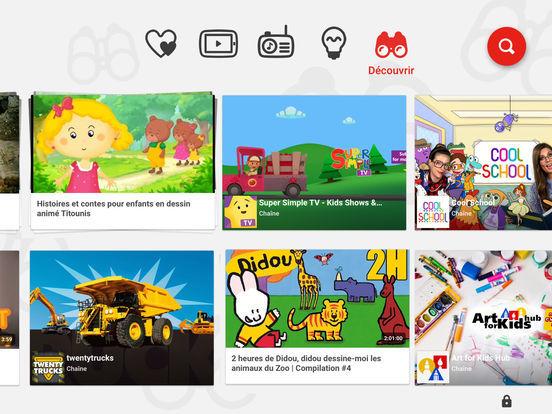 Youtube Kids Ce Nest Visiblement Toujours Pas Pour Les Enfants