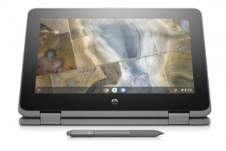 HP Chromebook x360 11 G2 Education Edition