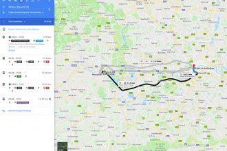 Google Maps : easter egg 1