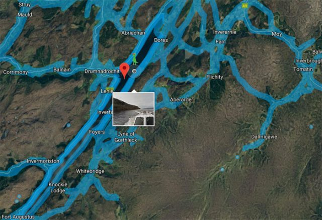 Google Maps : easter egg 2