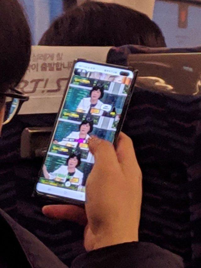 Galaxy S10+ leak full