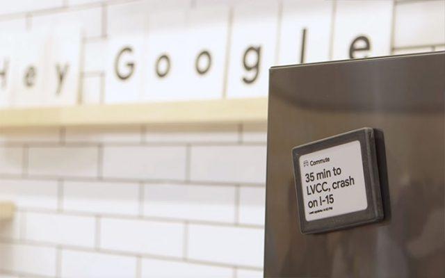 Google e-Ink