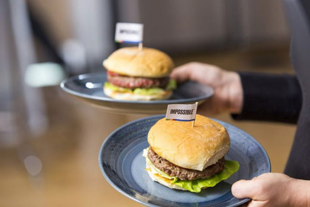 Impossible Burger 2.0