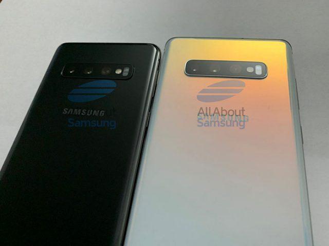 Leak Galaxy S10 : image 2