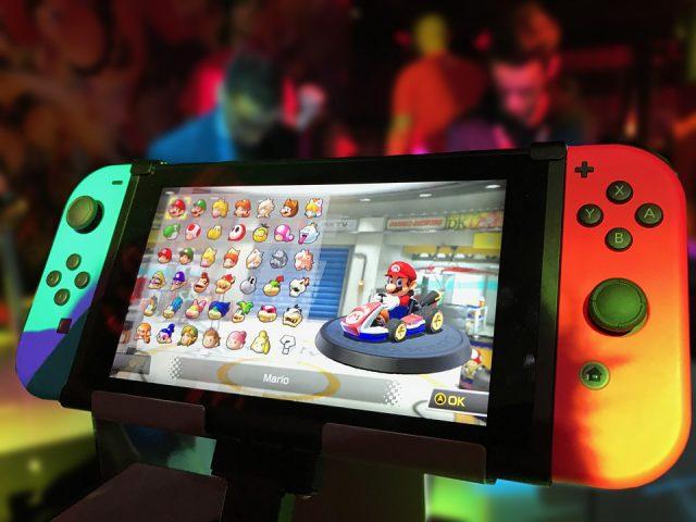 Rumeur : une Nintendo Switch plus petite en préparation