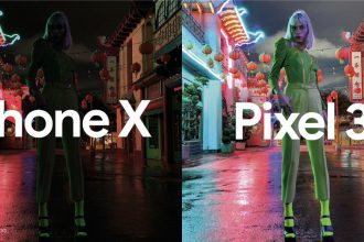 pixel3-vs-iphone-xs. Capture twitter