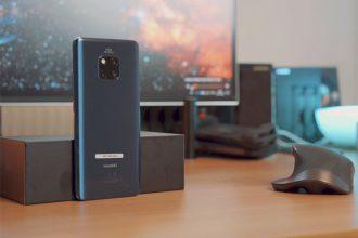 Huawei Mate 20 Pro : photo 1