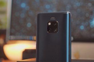 Huawei Mate 20 Pro : photo 2