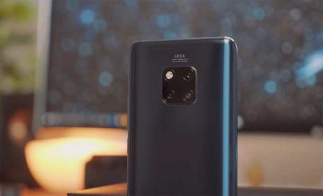 Huawei Mate 20 Pro : photo 2