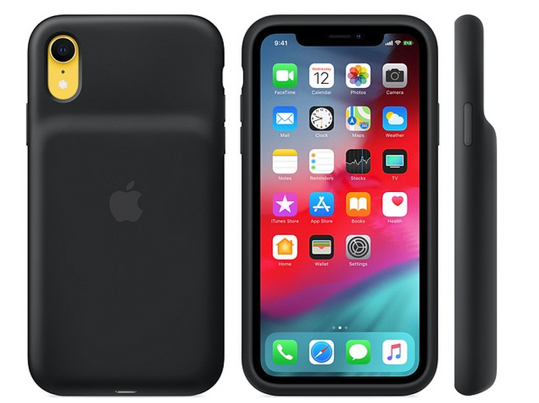 Apple a officialisé la coque-batterie de l'iPhone Xs et elle est tout simplement... hideuse
