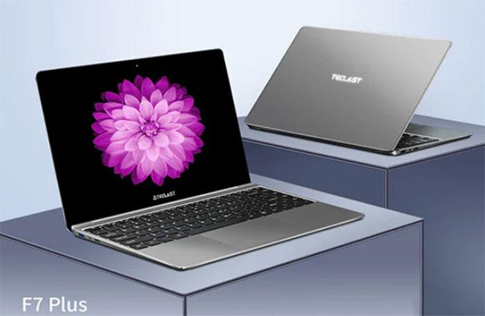 Le Teclast F7 Plus à 292 €, un tout petit prix pour un ultrabook complet