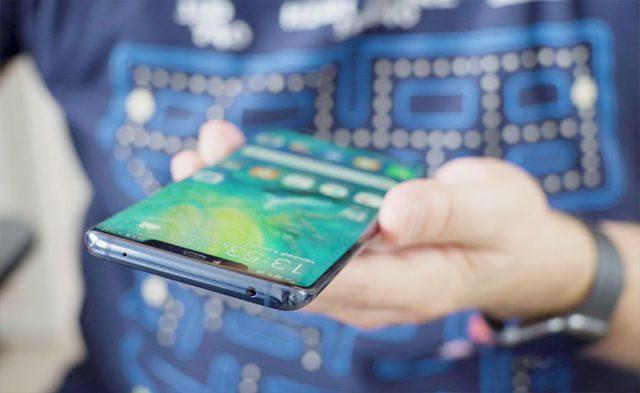 Test du Huawei Mate 20 Pro : image 10