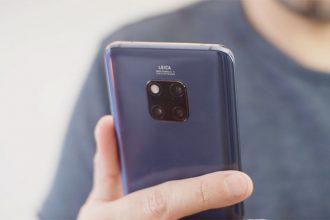 Test du Huawei Mate 20 Pro : image 2
